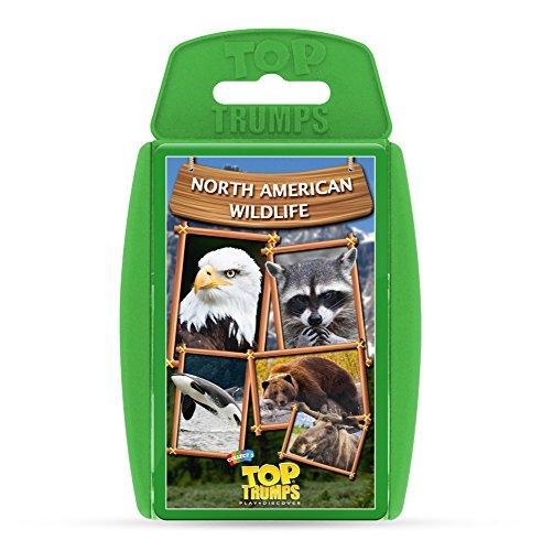 North American Wildlife Top Trumps …