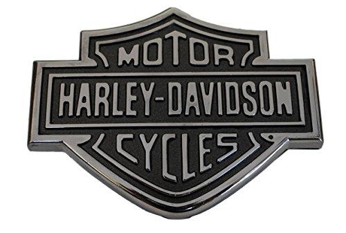 harley tank emblem chrome - 9
