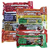 Millennium Assorted Energy Bars (6 Count) - Long Shelf Life Fruit flavored Bar Bundle - Survival Pack for Calamity, Disaster, Hiking and Meal replacement