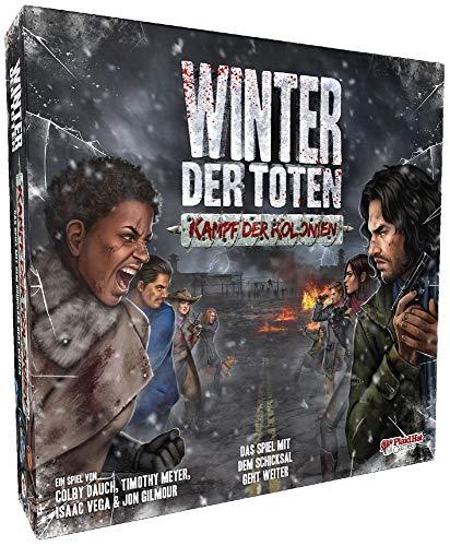 Plaid Hat Games PHGD0019 Winter der Toten-Kampf der Kolonien