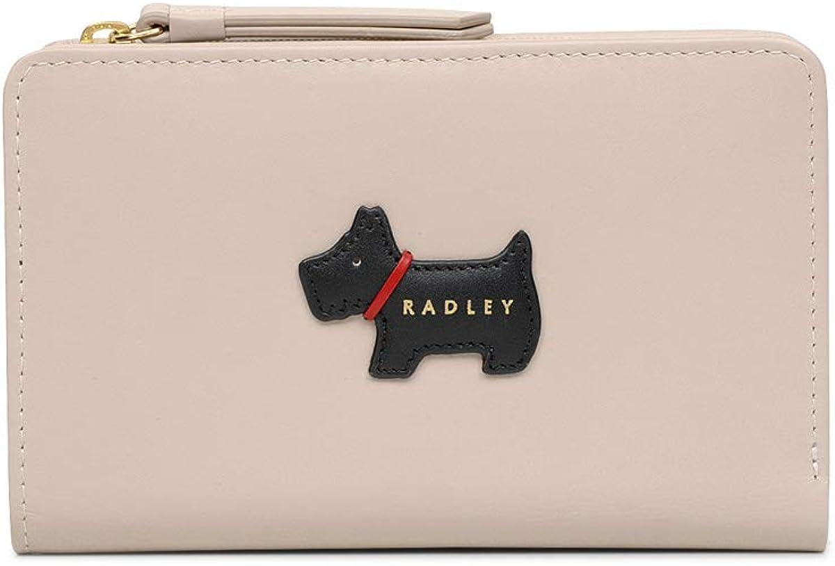 Radley London Womens Heritage Radley Medium Bifold Wallet