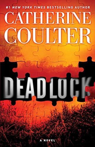 Deadlock 24 An FBI Thriller product image