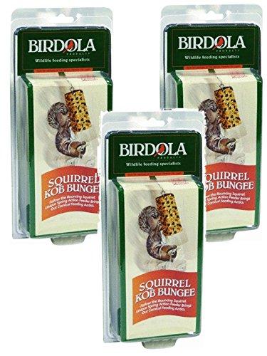 Birdola écureuil Cobe de Buffon Bungee (lot de 3)