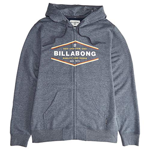 BILLABONG™ Vista - Zip Hoodie for Men - Kapuzenjacke - Männer - M - Blau