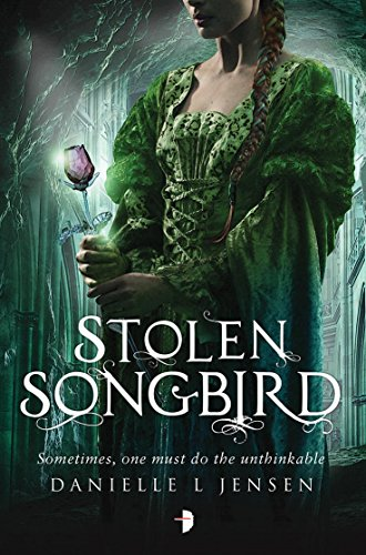 Stolen Songbird: Malediction Trilogy Book One by [Danielle L. Jensen, Steve Stone]