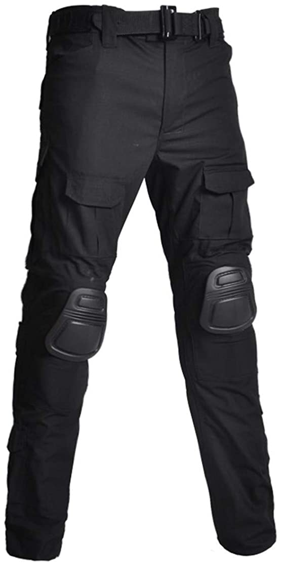 HARGLESMAN Men's Tactical Military Pants Amry Combat Tr Uniforms Al New color sold out.