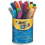 BIC KiDS Visa - Rotuladores de colores XL (bote de 18)