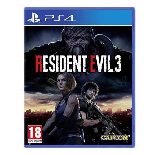 Resident Evil 3: Remake PS4 a buen precio