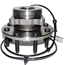 Brand New Front Wheel Hub and Bearing Assembly for 4x4 8 Lug For - 2000-02 Dodge Ram 2500 4WD - [2000-02 Dodge Ram 3500 4WD]