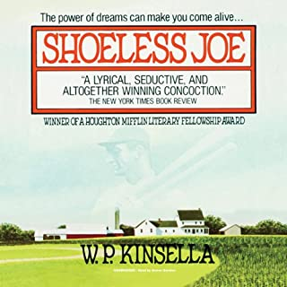 Shoeless Joe cover art
