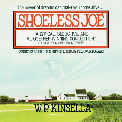 Shoeless Joe audiobook cover art