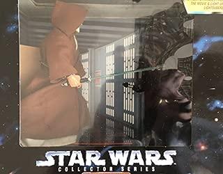 Star Wars Obi-Wan Kenobi vs. Darth Vader 12 Action Figures Electronic Power FX by Star Wars