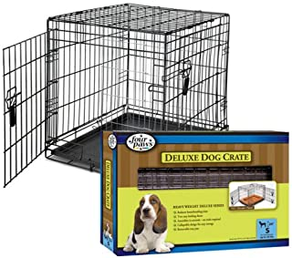 four paws k9 keeper dog crate