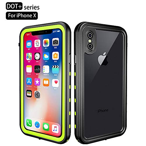 Funda impermeable GuangDu iPhone Xs, submarino completo ...