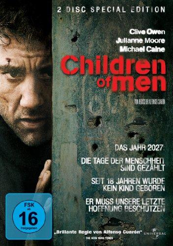Children of Men - Special Edition [DVD]