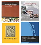 NCERT textbook Sociology for - Introducing sociology class- XI, Indian society class-12, Social Change and Development in India class-12, Understanding Society class –XI (English Medium)