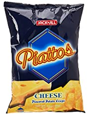 Jack N Jill Piattos Potato Crisps Cheese - 85 gm