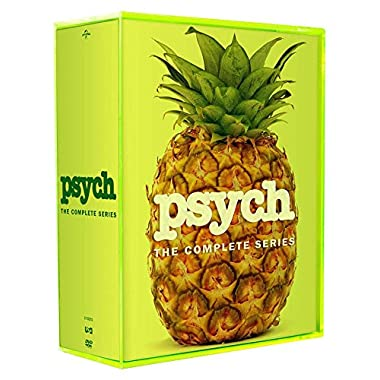 Psych: The Complete Series ( 2014, 31-Disc Set,)