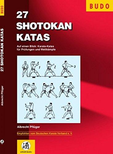 27 Shotokan-Katas