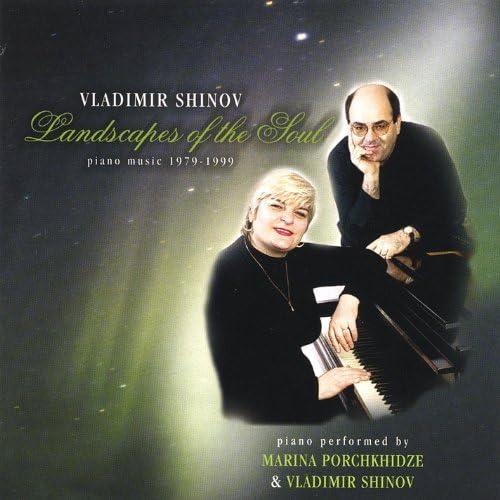 Vladimir Shinov & Marina Porchkhidze