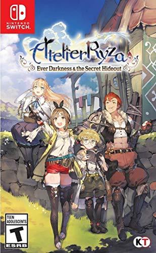 Atelier Ryza: Ever Darkness & The Secret Hideout - Nintendo Switch