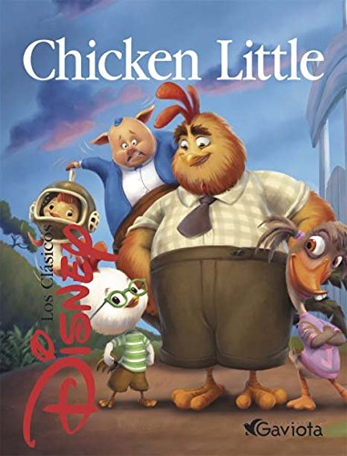 Chicken Little (Clásicos Disney)