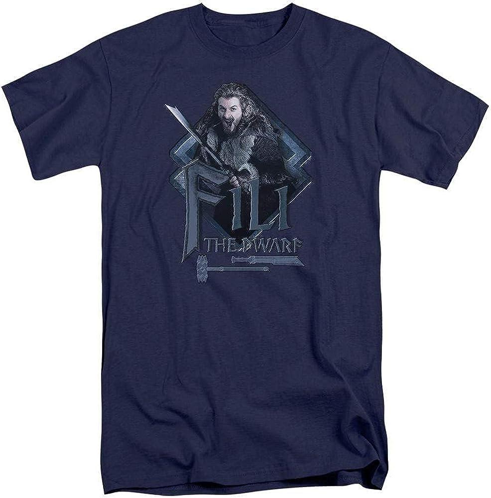 The Hobbit Fili Adult Tall Fit T-Shirt