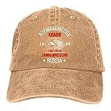 WABB Unisex Adulthood Khabib Nurmagomedov 1988 Summer Fashion Cowboy Hats