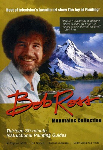 Bob Ross - Mountains Collection
