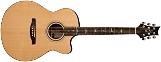 PRS SE Angelus A30E Natural Acoustic Electric With Hardshell Case and guitarVault Accessory Pack