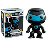 Justice League Funko Pop! Vinyl Green Lantern Silhouette Glow in The Dark Esclusiva Figura