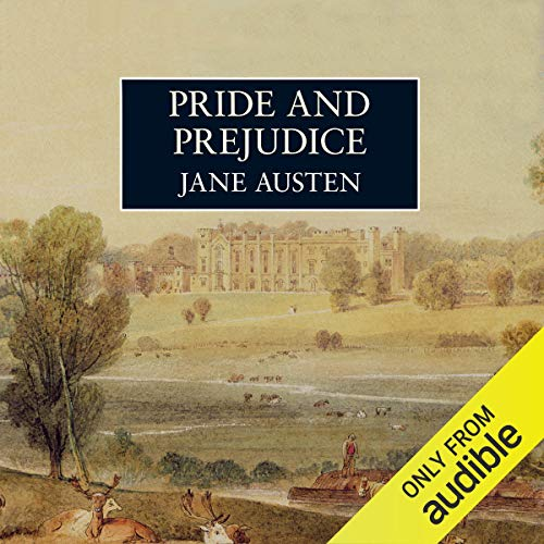 Page de couverture de Pride and Prejudice [Audible Studios]