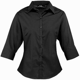 recherche chemise noire femme