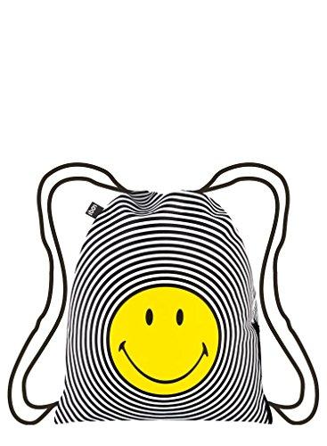 LOQI Smiley Spiral Backpack - Sac à Dos