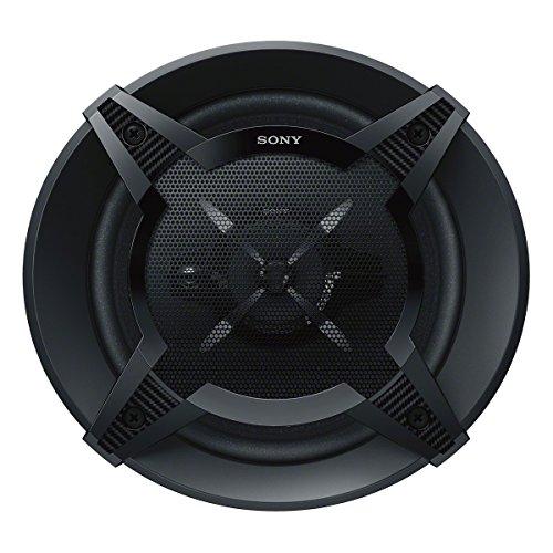 Sony XSFB1630 FB Car Audio Speaker, Pair, Black