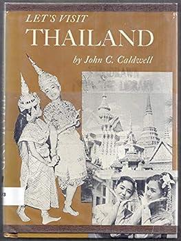 Hardcover Let's visit Thailand Book
