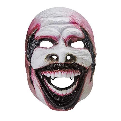 WWE Bray Wyatt The Demiend - Máscara de plástico - - talla única