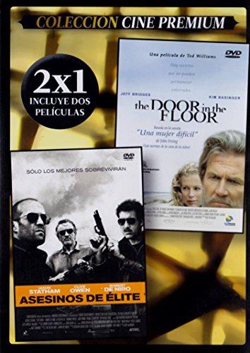 The Door In The Floor (Una Mujer Difícil) + Asesinos De Élite (Killer Elite) (Estuche Slim) [DVD]