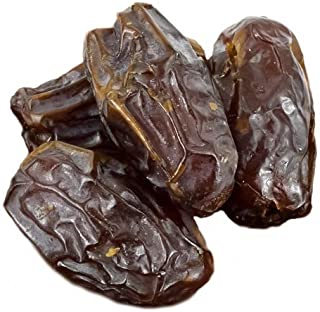 Anna and Sarah Organic Medjool Dates 5 Lbs in Resealable Bag