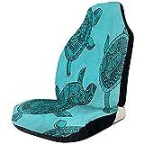 MOLLUDY Cubierta de tortuga marina Protector impermeable Universal Almohadillas cómodas Alfombrilla Poliéster
