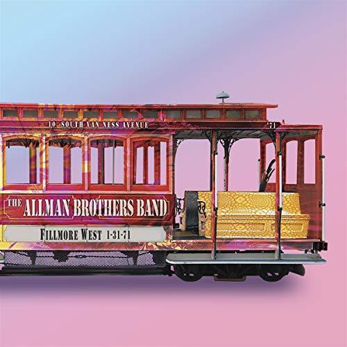 Allman Brothers Band: Fillmore West 1-31-71 (2lp) (Vinyl)