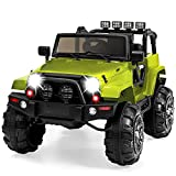 Product Image of the Best Choice Products Kids 12V Ride On Truck, Battery Powered Toy Car w/ Spring...
