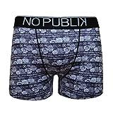 No Publik Boxer Homme Flowers Stripes (XL)