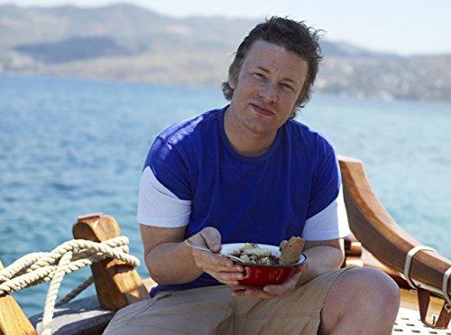 Jamie unterwegs in Athen