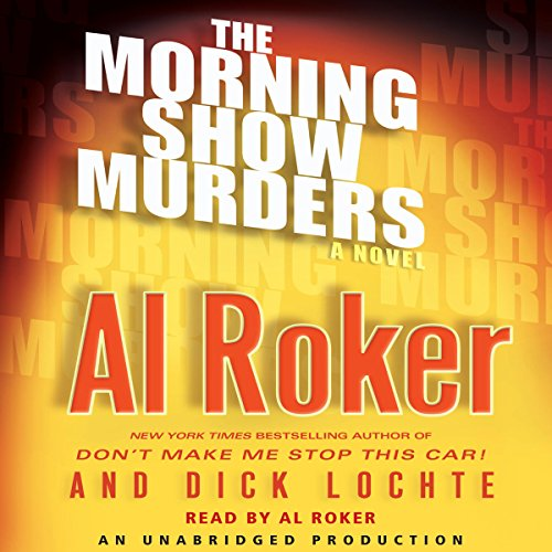 The Morning Show Murders audiobook cover art