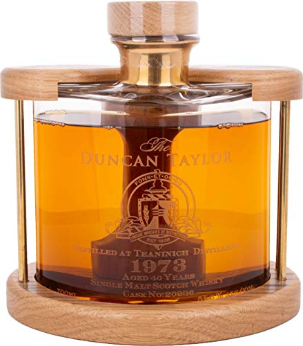 Duncan Taylor Teaninich 40 Years Old Tantalus 1973-700 ml