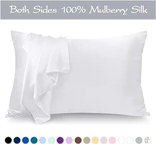 Best 100 pure silk pillowcase Reviews