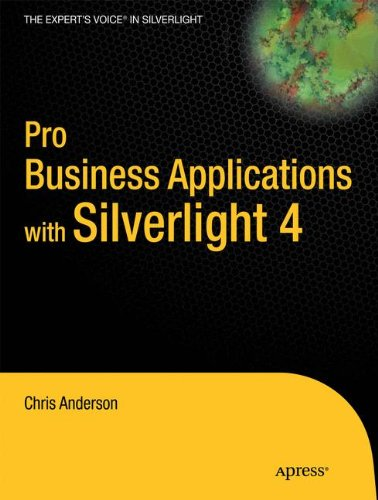 Pro Business Applications with Silverlight 4の詳細を見る