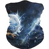 Regan Nehemiah Fascia per Capelli Fazzoletto Space Galaxy Pianeti Copricapi Sport Turbante...