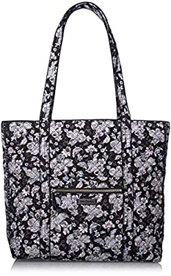 Vera Bradley Signature Cotton Vera Tote Bag, Holland Garden